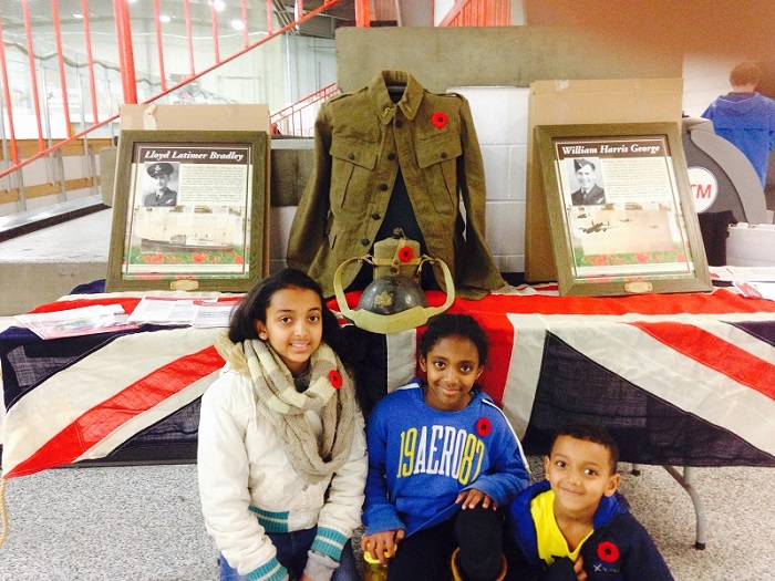 Remembrance in Action: John Pritchard students research 'Fallen Heroes'
